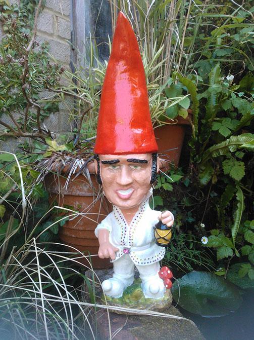 garden gnome elvis - Google Search | JUST GNOMES | Pinterest ...